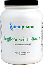 Triglicor with Niacin